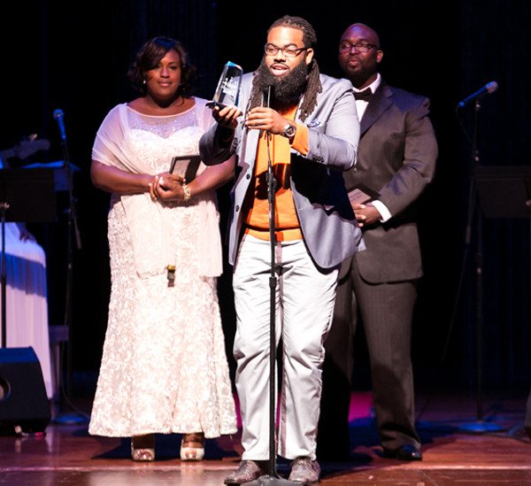 2018 Community Leadership Award Recipient