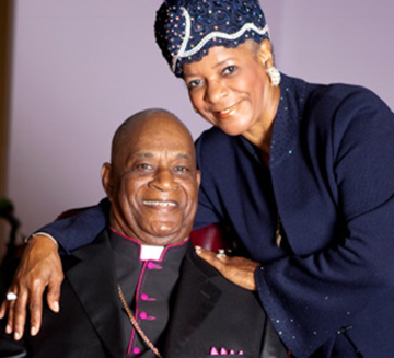 Bishop Jerome and Lady Patricia Ross | 2017 Community Leadership Award