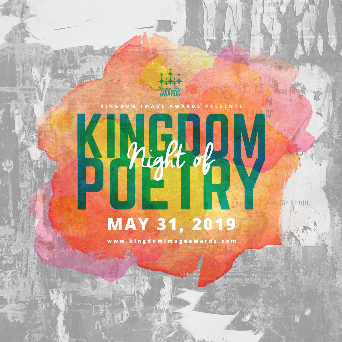 Kingdom Night of Poetry